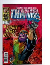 Thanos 13 nm 1st app Cosmic Ghost Rider htf hot