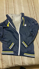 Freeman t Reporter Jacket Homme Blue Taille XL COMME NEUF!