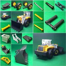 Playmobil Baustelle Großlader Ersatzteile 4038 zum aussuchen #PM49