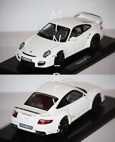 Norev Porsche 911 GT2 2007 Blanc 1/18 187572 5