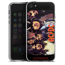 Apple iPhone SE Silikon Hülle Case - ACDC HIGHWAY