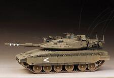 Award Winner Built Meng Merkava IV 1/35 IDF Merkava MK.4M w/Trophy APS +PE