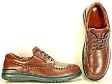 ECCO Seawalker Brown Leather Oxfords Shoes Men's sz 10-10½  M