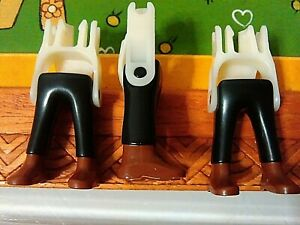 Wikingos Medieval jambes Playmobil  Oficial Playmobil Piernas Soldados