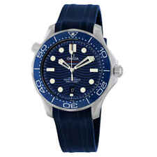 OMEGA Diver 300M Co-Axial Master Chronometer Blue Men's Watch - 210.32.42.20.03.001