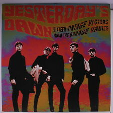 VARIOUS: Yesterday's Dawn: Sixteen Vintage Victors From The Garage Vaults LP (s