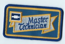 Chevrolet Master Technician advertising patch 2-1/2 X 4-3/8 #422