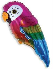 "Colourful Parrot Balloon 26"" Foil Balloon"