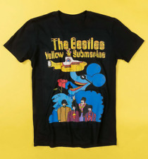 NEW!!! Yellow Submarine Blue Meanie Black Men's T-Shirt All Size S-234XL BC316