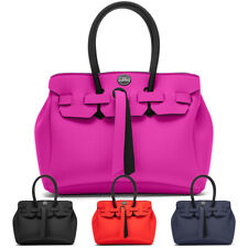 Borsa donna TWIG BELLAY Made in Italy shopping bag Fusion Collection neoprene