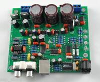 NEW LJM CS4398 DAC Kit With USB Optical Fiber 24/192k