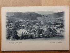 Ross & Cromarty STRATHPEFFER TOWN from South c1904 Old Postcard by W.R. & S.