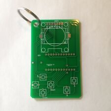 Gameboy Arduboy Nintendo Sega Retro Videogame Console Inspired Keyring Keychain