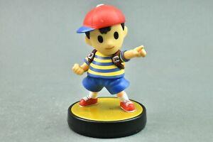 Amiibo Ness Super Smash Bros Nintendo Figure