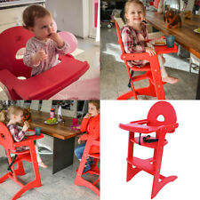 Kinderhochstuhl mit Tisch Essbrett mitwaschsend HolzTreppenhochstuhl MAX PREMIUM