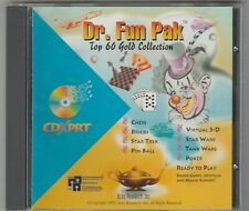 Dr. Fun Pak by Aces Research ~ 1993 ~ Top 60 Gold Collection