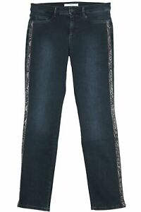 Brax Femmes Pantalons Shakira Used Grey Skinny Jeggings STRETCHJEANS élastique