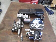Mazda 2 ignition barrel lock set power steering motor ecu BCM module AUTO 07 DE