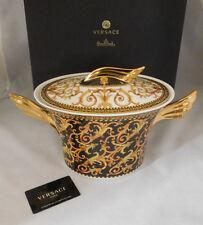 Rosenthal Versace Ikarus Barocco / Terrine 2,30 L. Neu & Ovp 1.Wahl