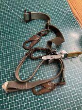 Buckingham Bucksqueeze Buck Squeeze 483d 483 D Safety Climbing Belt As Is Fix