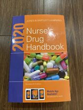 2020 Nurse's Drug Handbook, Paperback by Jones & Bartlett Learning