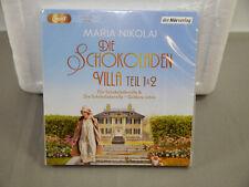 Die Chocolates Villa Part 1&2 Maria Nikolai Hörverlag MP3 Format New (K38)