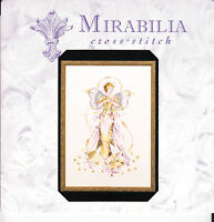 MD Mirabilia Nora Corbett design cross stitch pattern  Junes Pearl Fairy  MD 52