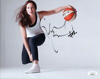 "~ SUE BIRD Authentic Hand-Signed ""WNBA ~ SEATTLE STORM"" 8x10 Photo (JSA COA) B~"