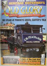 OLD GLORY - Steam Engine & Vintage Restoration Today, No.193 March 2006