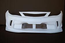 Impreza 08-13 Subraru WRX ZS style Poly Fiber Front bumper body kit