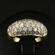 Exklusiver Brillant Ring mit ca. 1,92 ct. TW/VVS-VS