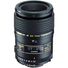 Tamron SP AF 90mm f/2.8 Di Macro Lens for Canon