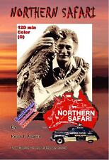Australian Outback Adventure Northern Safari DVD