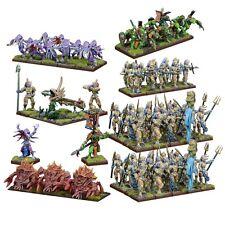 Mantic Games Kings of War NUOVO CON SCATOLA Trident Regni di nauritica MEGA ESERCITO mgkwr 102