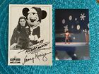 1990s Nancy Kerrigan Mickey Mouse Disney World Photo - Hand Signed Autograph