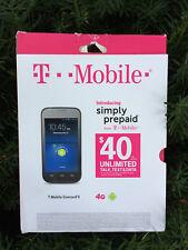 ZTE Concord II Z730 Smartphone - (T-Mobile) 4GB Blue