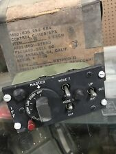 Jet Fighter IFF Switch NOS Aviation Surplus Cockpit F-4 F-101 Warbird Relic