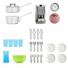 Lundby Stockholm Kitchen Accessories 60.9029 Doll's House Furniture new Toys