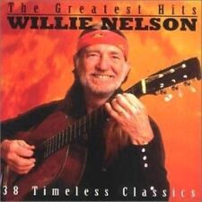 The Greatest Hits: 38 Timeless Classics by Willie Nelson (CD, Sep-2003, Sony BMG)