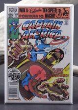 Captain America #266 Comic Book - Fridge / Locker Magnet. Spider-Man