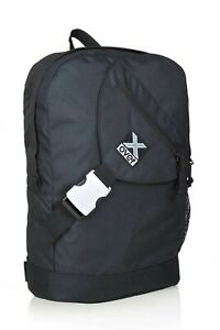 Cross X Over Black Backpack - Comfortable backpack for school or work