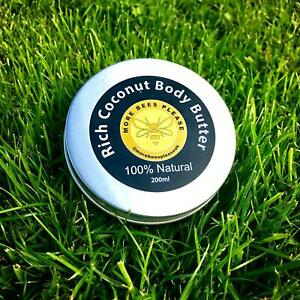 Luxury Beeswax Body Butter