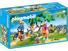 CJ6890 Familia mountain bike 6890 playmobil