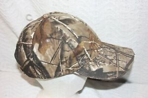 RealTree Panther Vision POWERCAP LED Camouflage Adjustable Strap OSFM Huntin Hat