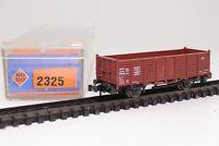 ROCO 2325 Spur N Güterwagen Hochbordwagen in OVP