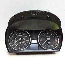 07 08 09 10 11 BMW 335i 328i Coupe mph speedometer W/O adaptive Cruise 19,781K