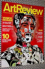 ART REVIEW Magazine, VENICE BIENNALE, AOSHIMA PAINTS THE NYC SUBWAY, Italian Art