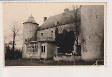 Oude Postkaart CPA  Photo Fotokaart Château de Tarcienne Walcourt Vue d'en bas