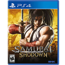Samurai Shodown PS4 [Brand New]