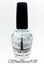 EZFlow Nail Essential - FAST FINISH TOP COAT 0.5oz